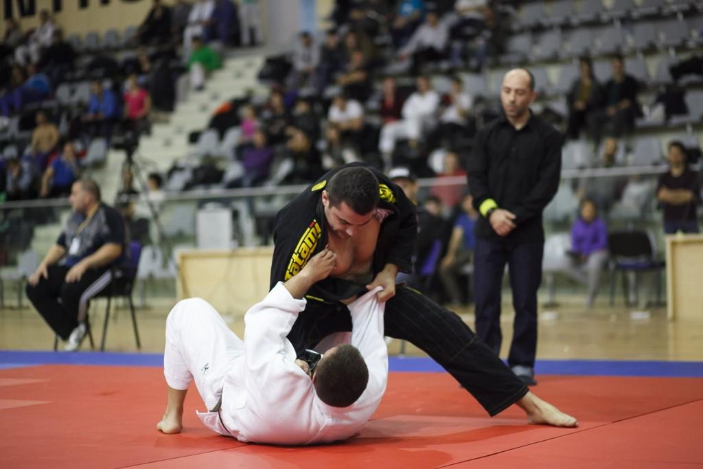 antrenament Brazilian Jiu Jitsu