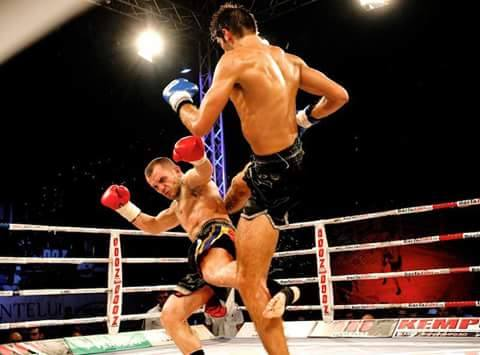 kickboxing Ionut Atodiresi