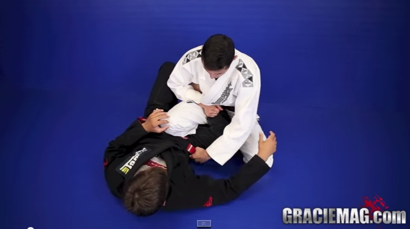 GM 213  Caio Terra and the mechanics of gi and no-gi Jiu-Jitsu - YouTube