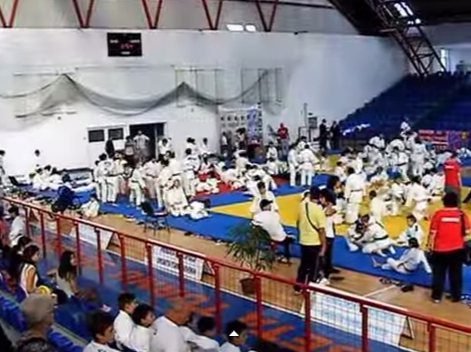 Judo   Video  Finala C.N. de Ne Waza 2013 pentru U11-13-15 - YouTube