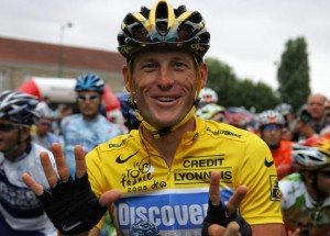 Lance Armstrong, poate cel mai mare ciclist din toate timpurile, depistat pozitiv.