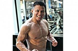 Cung Le, alt sportiv depistat pozitiv. Se poate observa efectul pe care l-au avut substantele dopante asupra formei lui fizice.