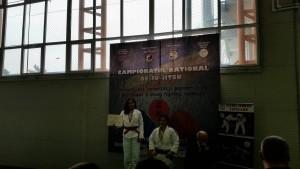Claudia Chivu, locul 1