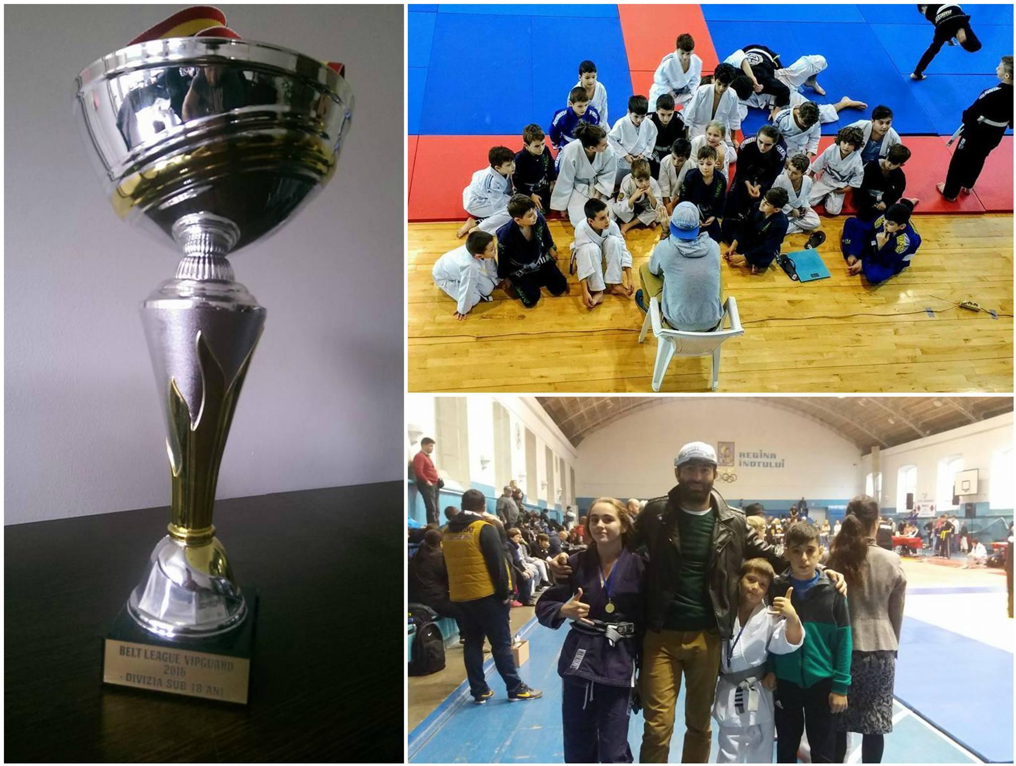 Participarea in competitii, o activitate extrem de benefica si de distractiva pentru copii!