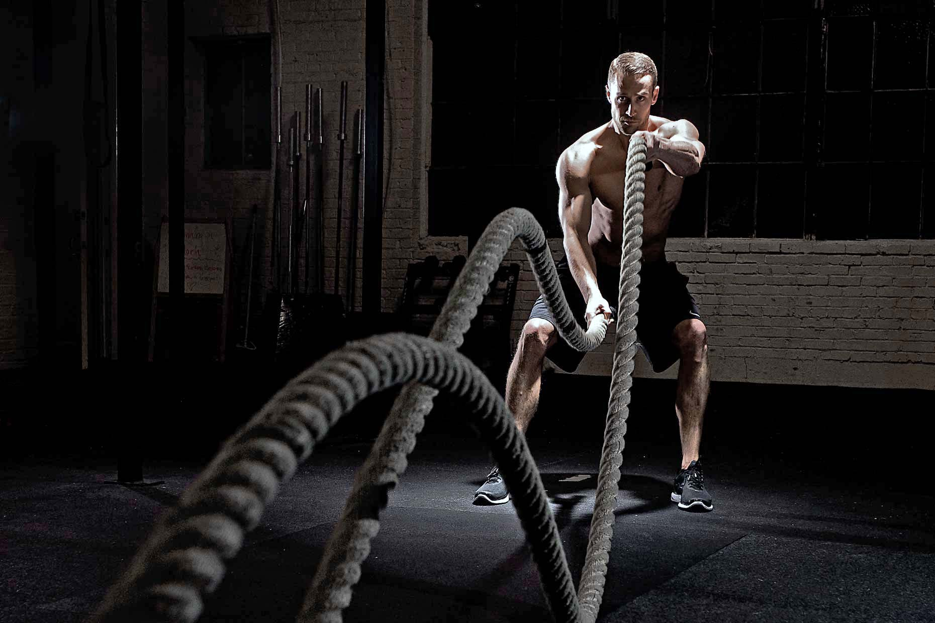Pregatirea fizica te ajuta sa prestezi un efort fizic la un nivel mai ridicat, pentru o perioada mai lunga de timp.