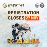 Tot ce trebuie sa stiti despre prima editie din Romania a UAEJJF National Pro Jiu Jitsu Championship