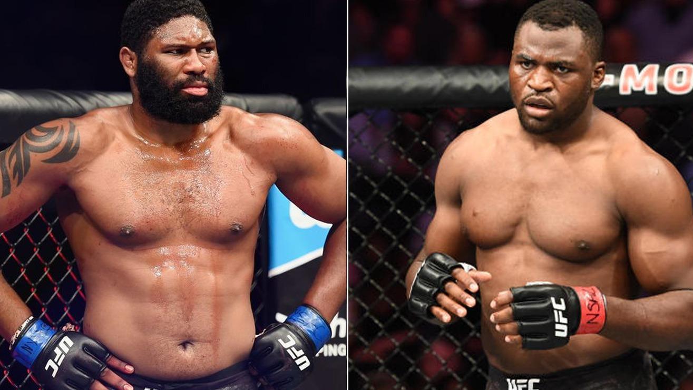 AVANCRONICA UFC Beijing: Courtis Blaydes vs Francis Ngannou 2. Batalia gigantilor in China!