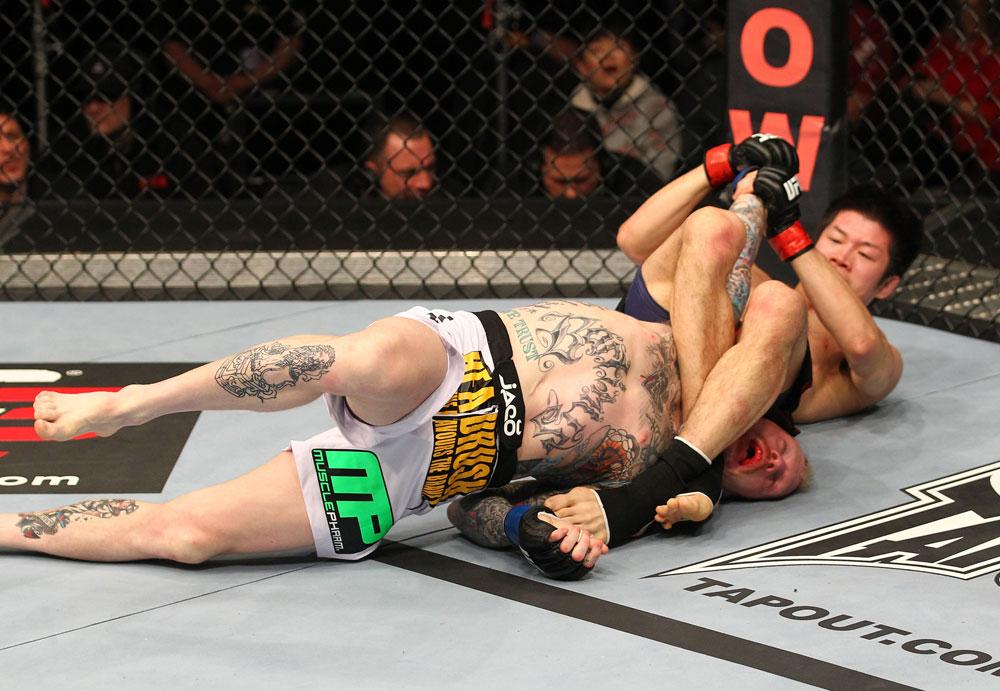 TOP 20 de submisii din istoria UFC