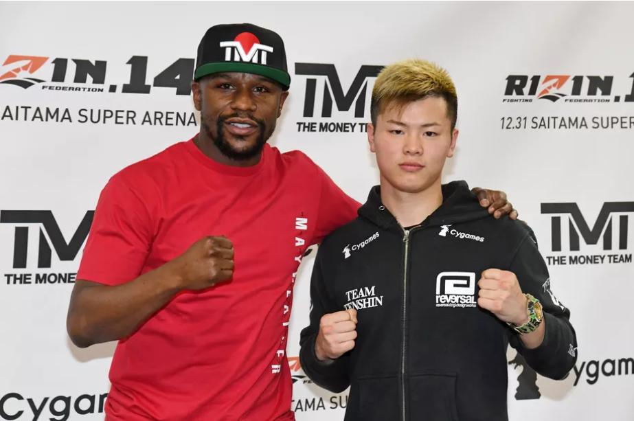 Floyd Mayweather a anuntat care vor fi regulile luptei sale cu superstarul japonez Tenshin Nasukawa!