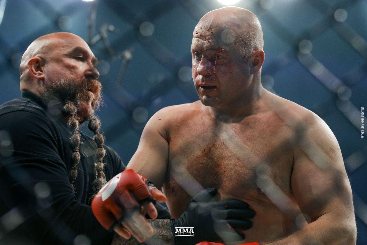 VIDEO. Vezi momentul in care Fedor Emelianenko a fost facut KO!