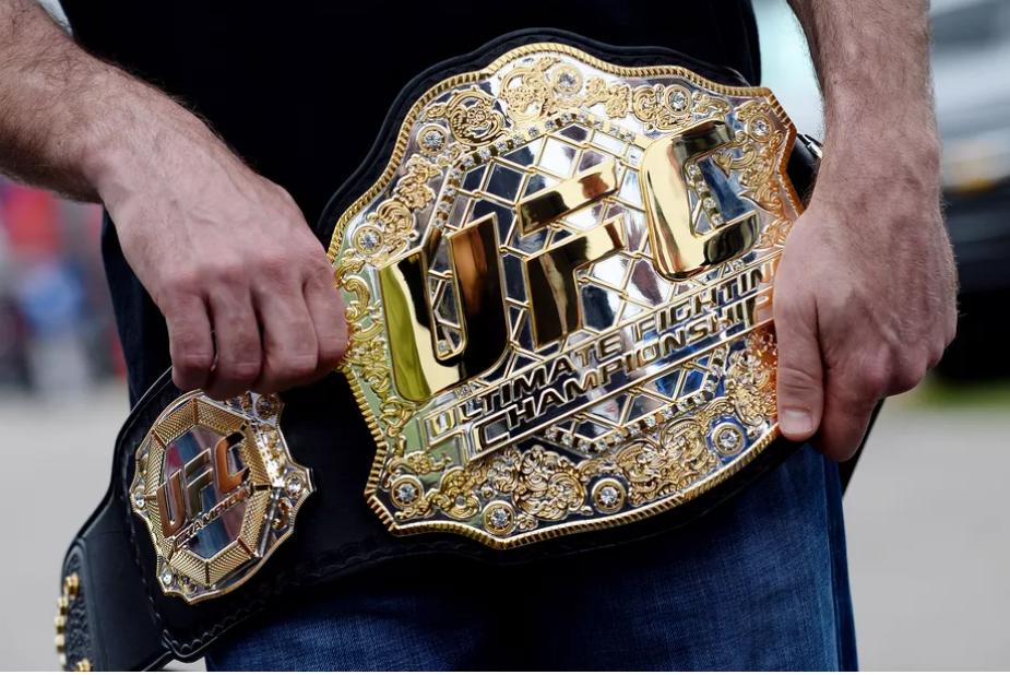 Cât valorează o centură UFC în bani, după spusele unor campioni?