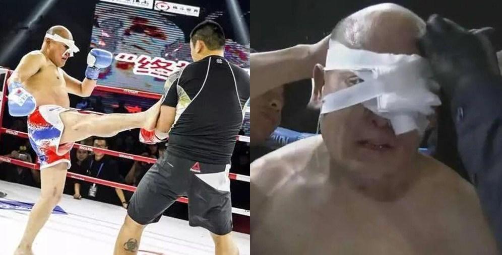 VIDEO. Luptatorul de MMA care a distrus inca un maestru chinez in Kung Fu