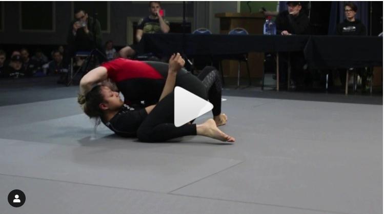 O kimura extrem de dureroasa care s-a auzit in toata sala (VIDEO)