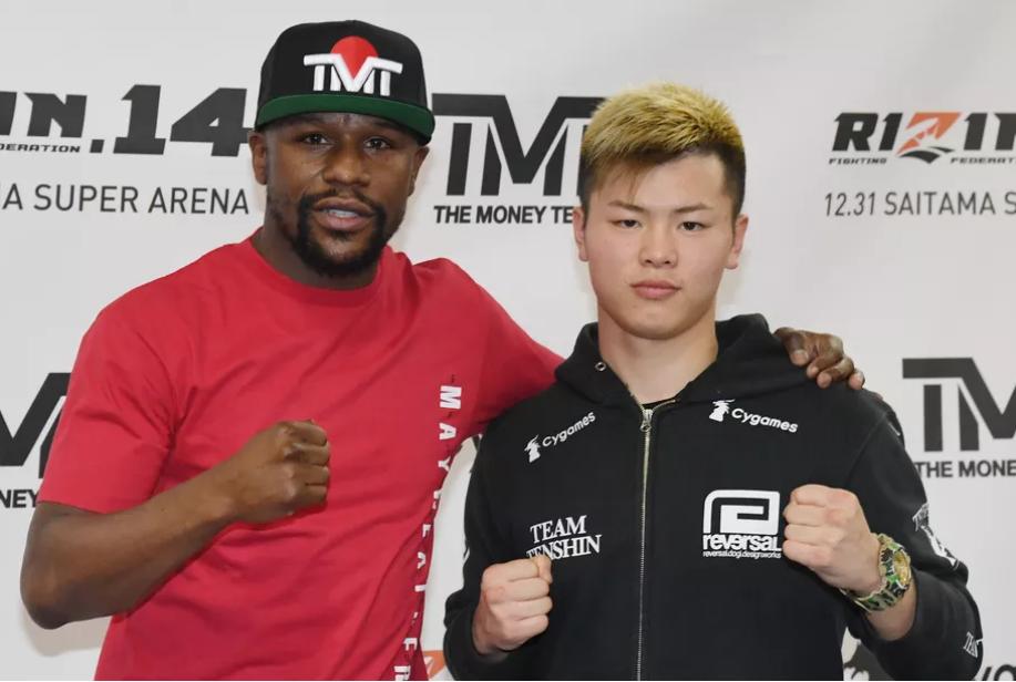 VIDEO. Tenshin Nasukawa, fostul adversar al lui Floyd Mayweather, si-a doborat adversarul printr-un KO brutal!