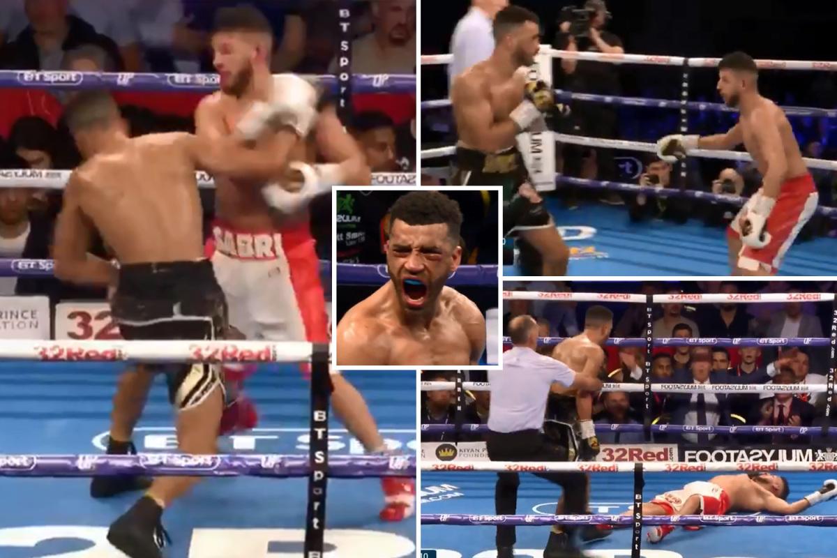 VIDEO. Un boxer reuseste sa-si faca adversarul KO in ultimele 10 secunde ale unei partide pe care o pierdea!