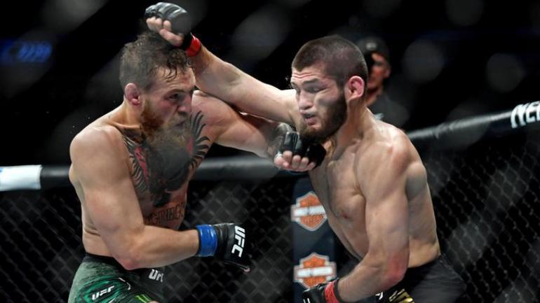 Khabib Nurmagomedov si Conor McGregor au reluat ostilitatile pe Twitter. Vezi cum se ataca cei doi luptatori!