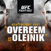 Alistair Overeem revine in octogon la gala UFC din Rusia! BONUS: Vezi lupta intreaga dintre Overeem si Brock Lesnar!