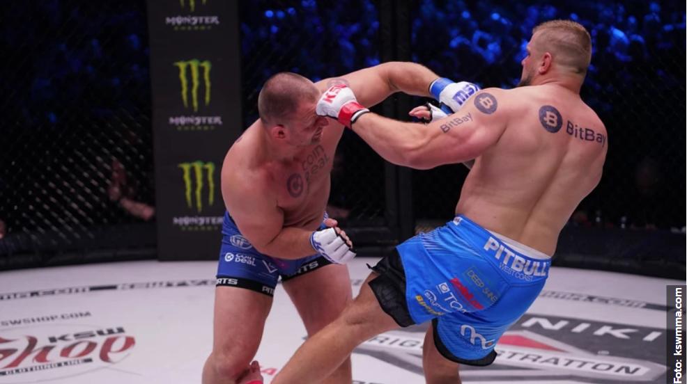 VIDEO. Rezumatul si rezultatele galei KSW 49. Vezi cum arata viitorul MMA-ului european!