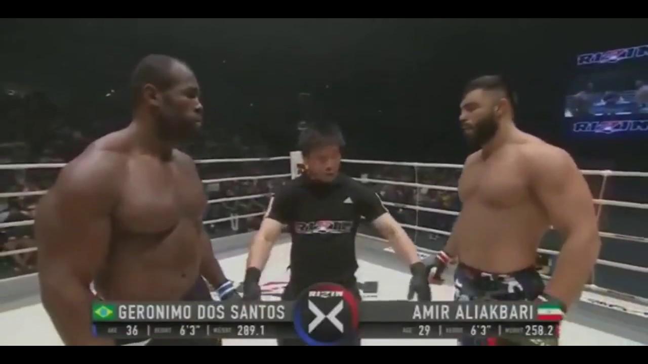 VIDEO. Amir Aliakbari, o bestie din wrestling, a semnat cu UFC. Intra sa vezi ce poate sa faca iranianul!