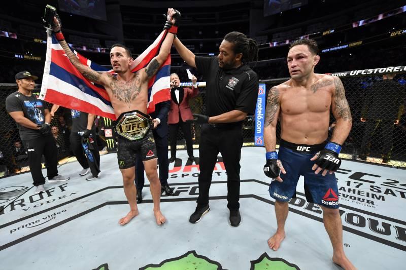 Intra sa vezi rezultatele si rezumatul galei UFC 240: Max Holloway vs Frankie Edgar!