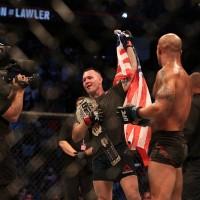 VIDEO. Colby Covington l-a invins pe Robbie Lawler si acum cere centura de campion!