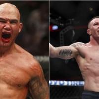 UFC Fight Night: Colby Covington vs Robbie Lawler se anunta a fi o batalie brutala!