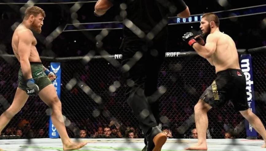 VIDEO. Haideti sa reurmarim lupta dintre Khabib Nurmagomedov si Conor McGregor + BONUS