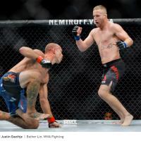Justin Gaethje face valuri la UFC Vancouver! Vezi rezumatul galei si rezultatele de la UFC Vancouver. (VIDEO)