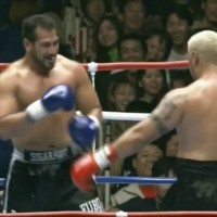 VIDEO. Exact acum 18 ani, Ray Sefo si Mark Hunt se duelau intr-o lupta legendara!