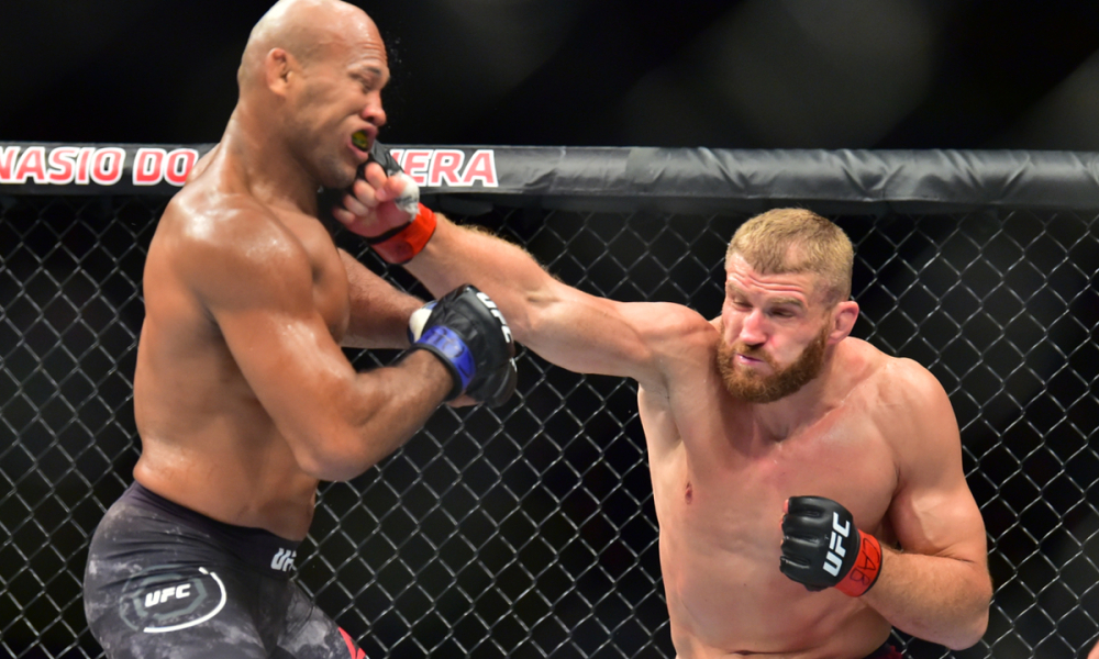 (VIDEO) Rezultate complete UFC Sao Paolo: Jacare Souza vs Jan Blachowicz!