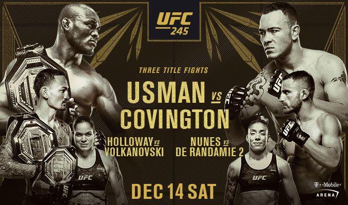 Intra sa vezi ce gale UFC vor mai avea loc pana la sfarsitul anului