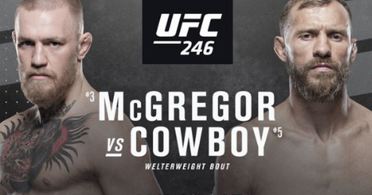 (VIDEO) Avancronica partidei dintre Conor McGregor vs Donald 'Cowboy' Cerrone