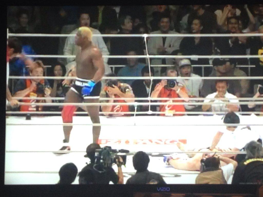 (VIDEO) Va aduceti aminte cand Kevin Randleman a socat lumea facandu-l KO pe Mirko Cro Cop?