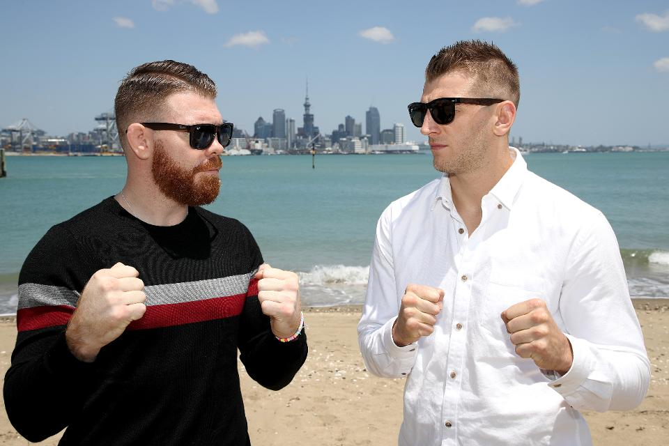 VIDEO. Urmeaza UFC Fight Night 168: Paul Felder vs Dan Hooker