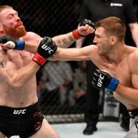 VIDEO. Rezultate UFC Auckland: Paul Felder vs Dan Hooker!