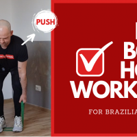 Full Body Workout pentru BJJ cu benzi de rezistenta