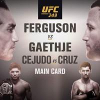 AVANCRONICA UFC 249: Tony Ferguson vs Justin Gaethje pentru titlul de campion interimar la categoria Lightweight (VIDEO)