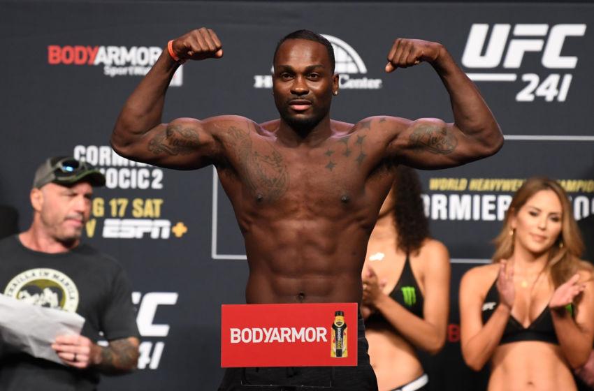 UFC Vegas 5: Cine va castiga dintre Derek Brunson si tanarul neinvins Edmen Shabazyan?