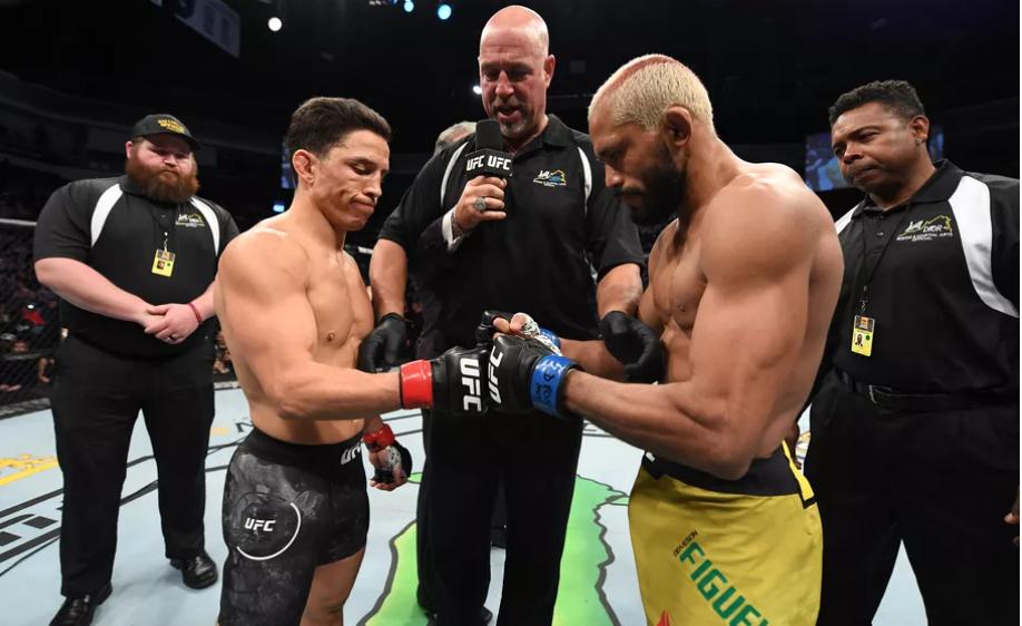 Vezi rezultatele de la UFC Fight Night: Deveiseon Figueredo vs Joseph Benavidez 2!
