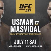 E OFICIAL! UFC 251 merge inainte cu Kamaru Usman vs Jorge Masvidal!