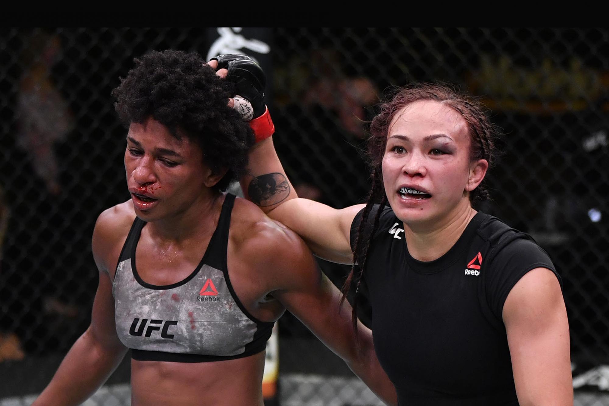 "Rezultatele complete UFC Vegas 10: Michelle ""The Karate Hottie"" Waterson vs Angela ""Overkill"" Hill"