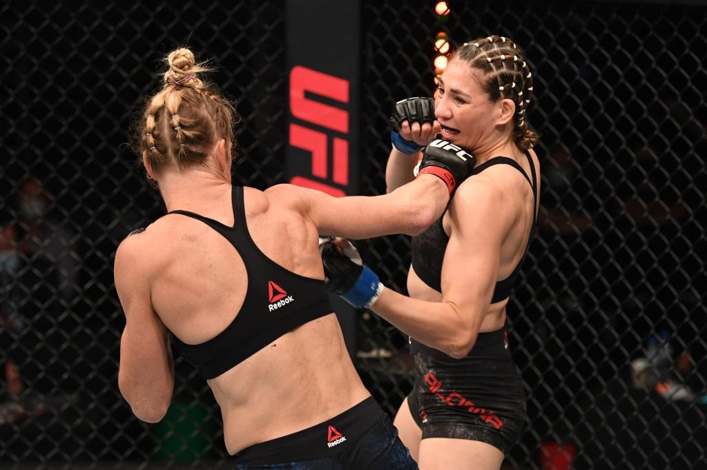 UFC Fight Island 4: Holly Holm vs Irene Aldana. Intra sa vezi rezultatele si cele mai tari faze din gala (VIDEO)