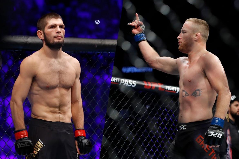 UFC 254: Khabib Nurmagomedov vs Justin Gaethje. Cine va fi campionul categoriei Lightweight?