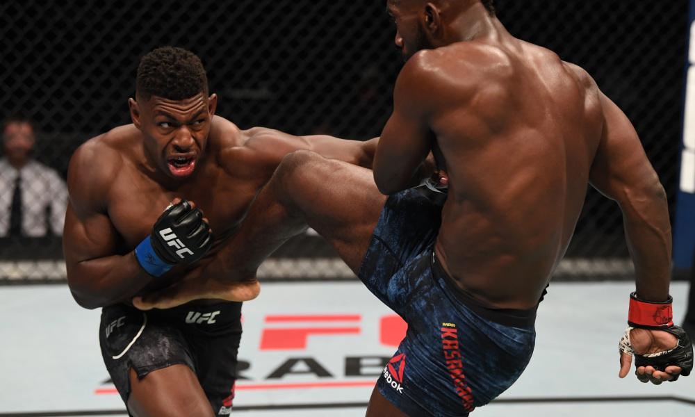 UFC Fight Island 5: Marlon Moraes vs Cory Sandhagen au produs un event de zile mari (VIDEO)