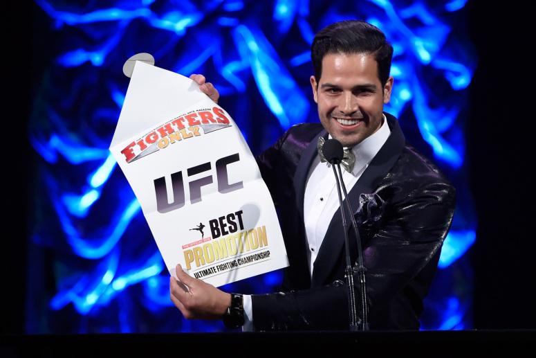 Premiile MMA pentru anul 2020. Vezi cine este luptatorul anului si ce alte distinctii s-au mai acordat