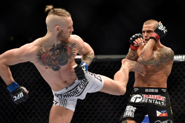 Vezi cum va arata prima gala PPV din 2021 - UFC 257: Dustin Poirier vs Conor McGregor 2
