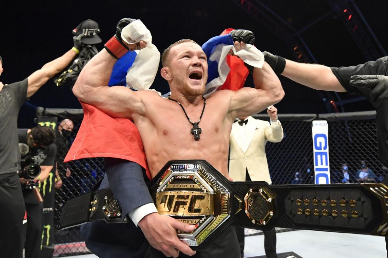UFC 259 va avea 3 lupte pentru centura in main card!