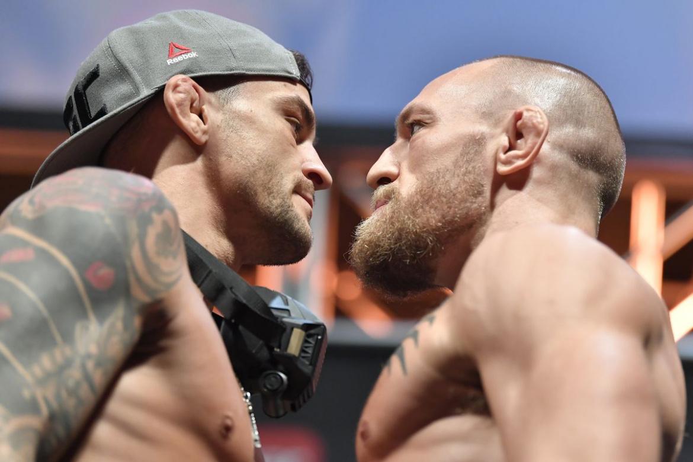 Vezi rezultatele si fazele spectaculoase de la UFC 257: Dustin Poirier vs Conor McGregor 2 (VIDEO)