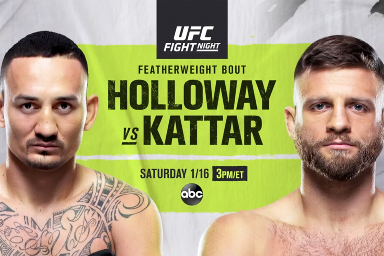 VIDEO. Avancronica galei UFC on ABC: Max Holloway vs Calvin Kattar