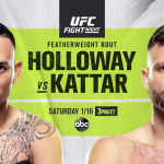 VIDEO. Avancronica galei UFC on ABC: Max Holloway vs Calvin Kattar